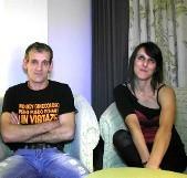 Tony y Patri